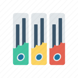 cloud, documents, files, office icon