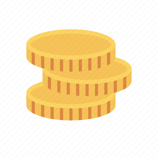 coin, dollar, earnings, income icon