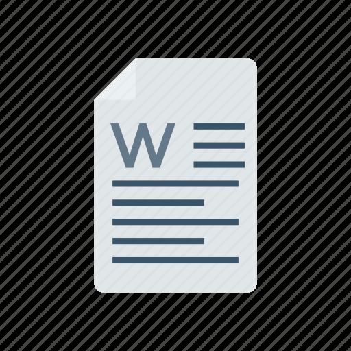 bill, document, file, paper icon
