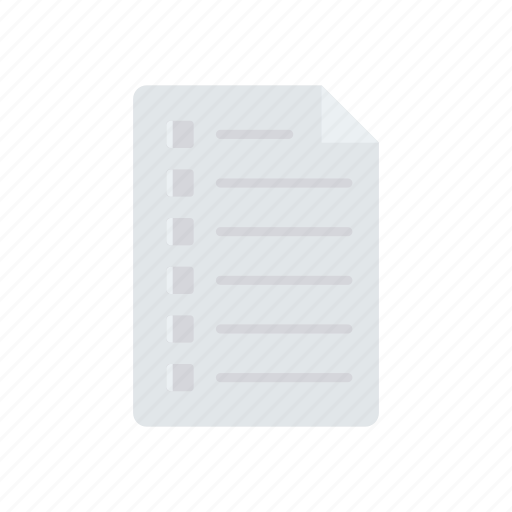 Bill, document, file, note icon - Download on Iconfinder
