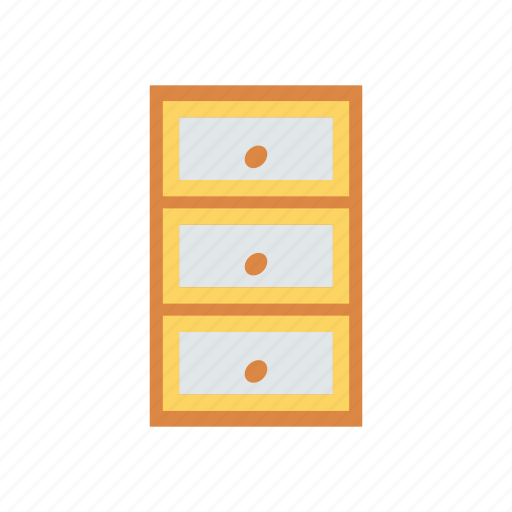 Documents, drawer, files, office icon - Download on Iconfinder