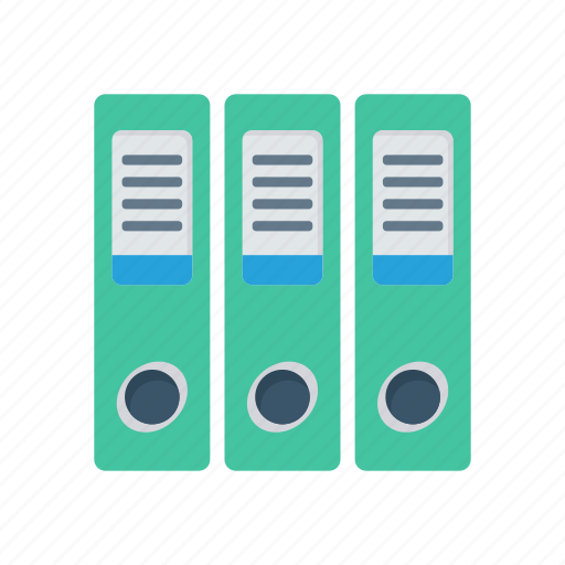 data, document, files, office icon