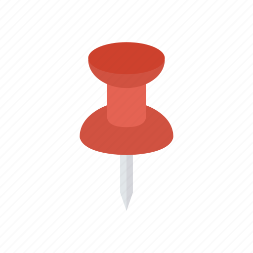 Clip, marker, office, pin icon - Download on Iconfinder