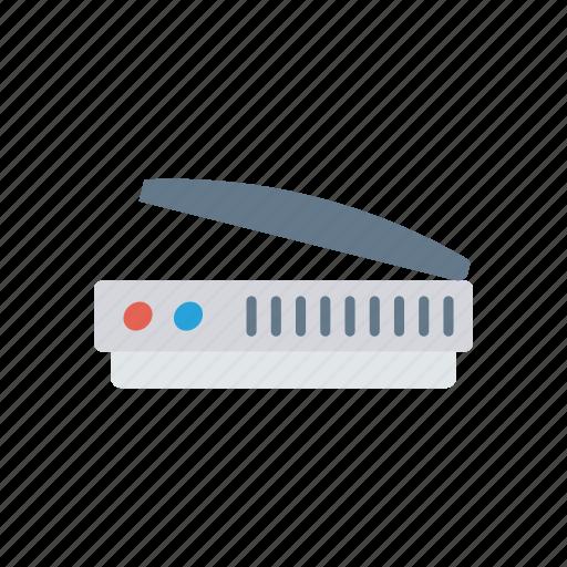 Device, office, scaner, work icon - Download on Iconfinder