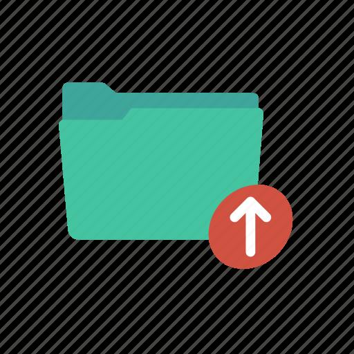 Document, folder, sign, up icon - Download on Iconfinder