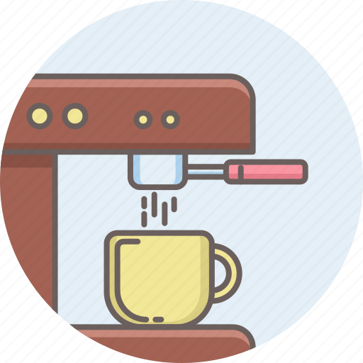 beverage, coffee, cup, drink, machine, maker, tea icon