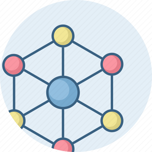 communication, connection, link, links, media, network, social icon