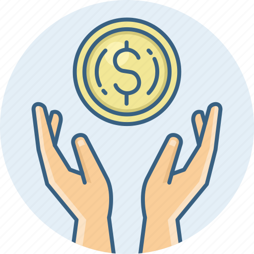 business, cash, currency, dollar, finance, money, save icon