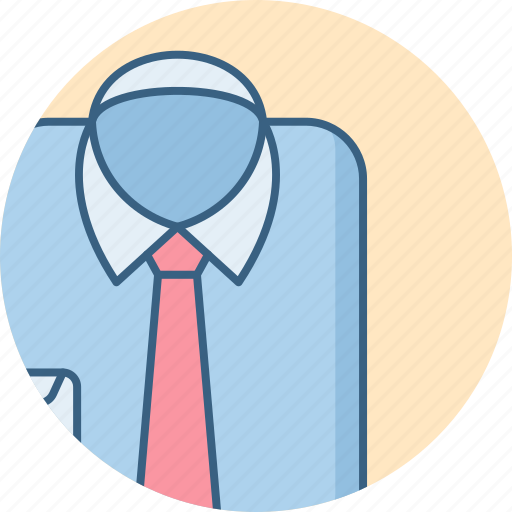 business, clothes, fashion, formal, man, shirt, shirts icon