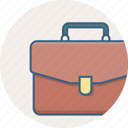 bag, business, cash, finance, money, office, work icon