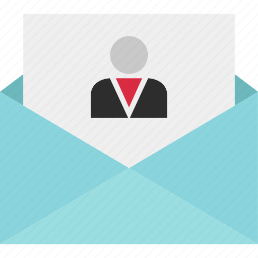 email, envelope, mail, profile, send, staff, user icon