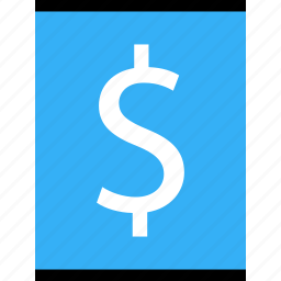 business, dollar, money, online, seo, sign icon