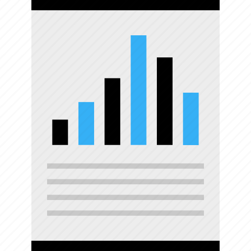 analytics, analyze, bars, business, data icon