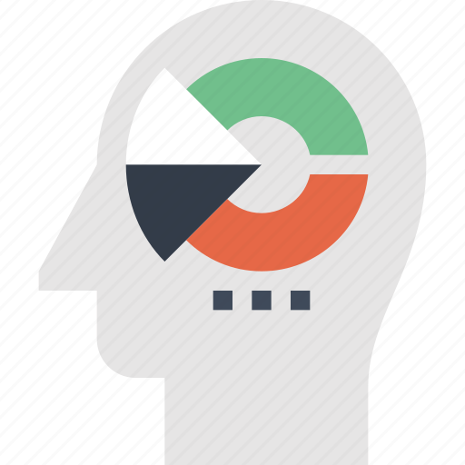 Business, chart, head, human, management, mind, thinking icon - Download on Iconfinder