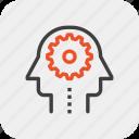 head, human, mind, team, teamwork, thinking, work