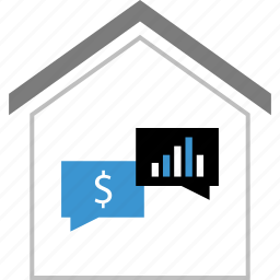 chat, conversation, money, talk icon