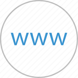 online, web, website, www icon