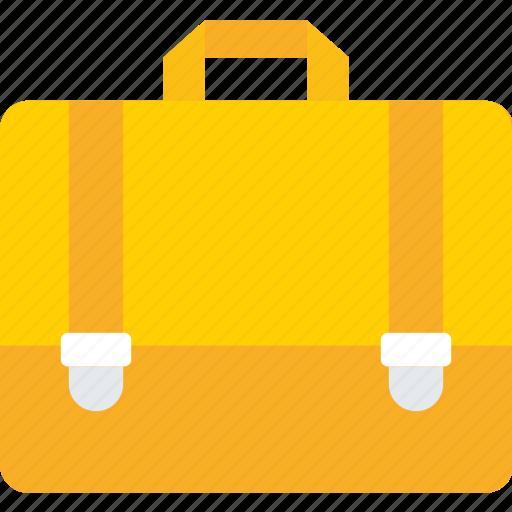 app, bag, briefcase, businessman, office bag, portfolio icon icon
