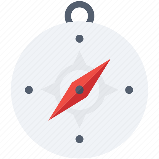 app, compass, gps, navigational, points, stopwatch icon icon