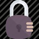 app, lock, padlock, password, privacy, security icon icon