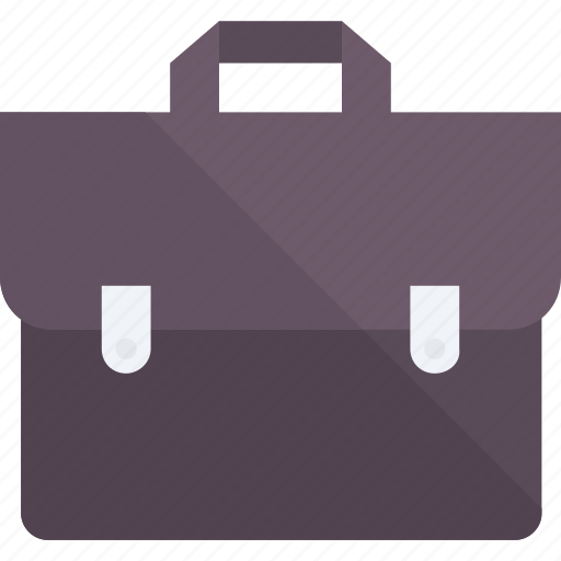 app, bag, briefcase, business bag, documents bag, portfolio icon icon
