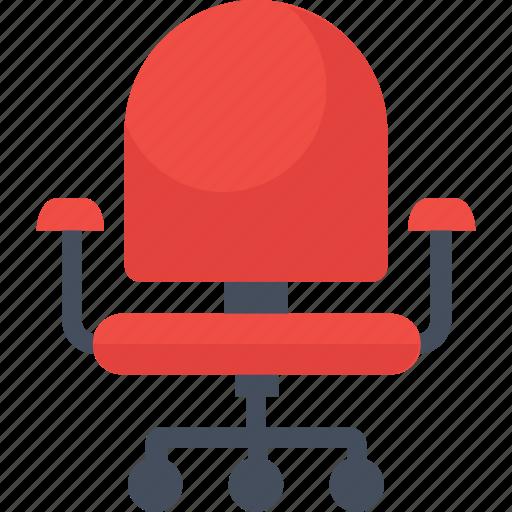 app, chair, furniture, mesh chair, office chair, swivel chair icon icon