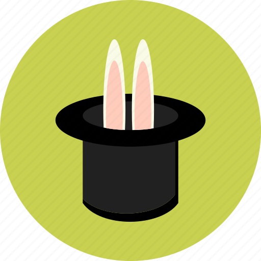 Circus, entertainment, performance, rabbit icon - Download on Iconfinder