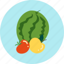 agriculture, agronomy, fruits, vegetables icon