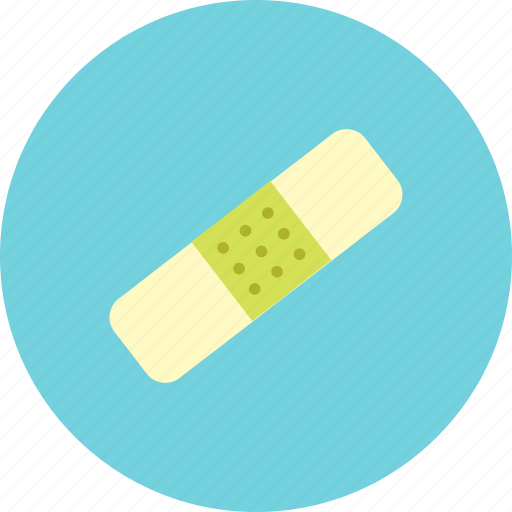 disease, health, medicine, patch icon