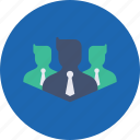 avatar, business, businessmen, group, men, venture icon