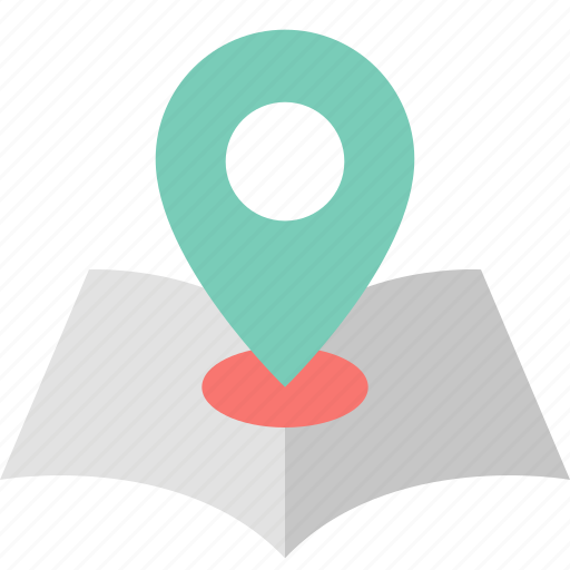 Location, address, map, navigation, pin, place icon - Download on Iconfinder