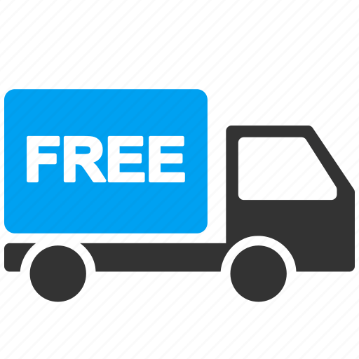 delivery, free, freemium, gift, offer, shipment, shipping icon