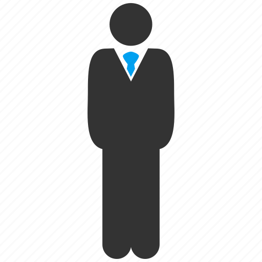 boss, businessman, chief, client, manager, person, user icon