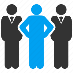company, group, management, manager, people, staff, team icon