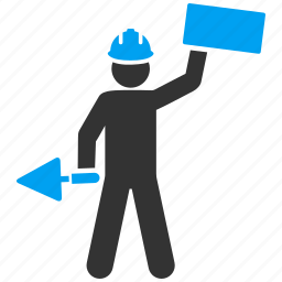 build, builder, construction, employee, job, work, worker icon