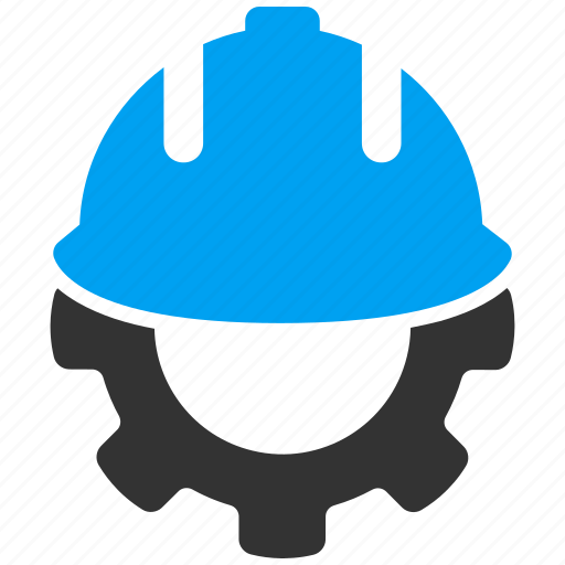 develop, development, engineering, helmet, industry, options, tools icon