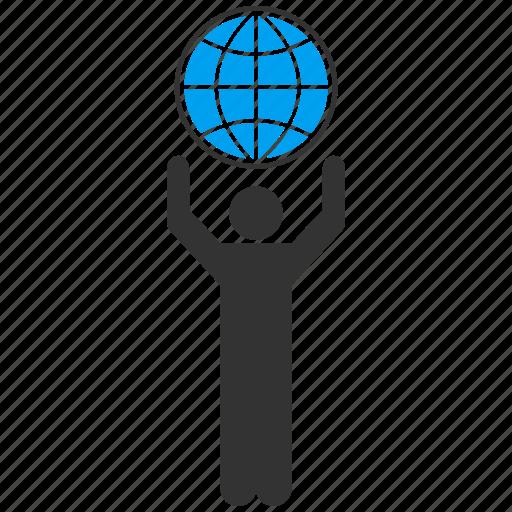earth, global business, globe, map, peace, seo, world icon
