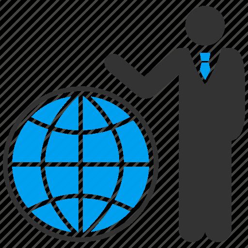 earth, global business, globe, international job, map, web, world icon