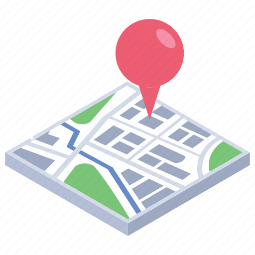 gps, location pin, map pin, navigation, placeholder icon