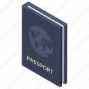authorization, identification of country, passport, travel permit, visa id
