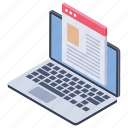 article writing, business website, online content, webpage website, website content icon