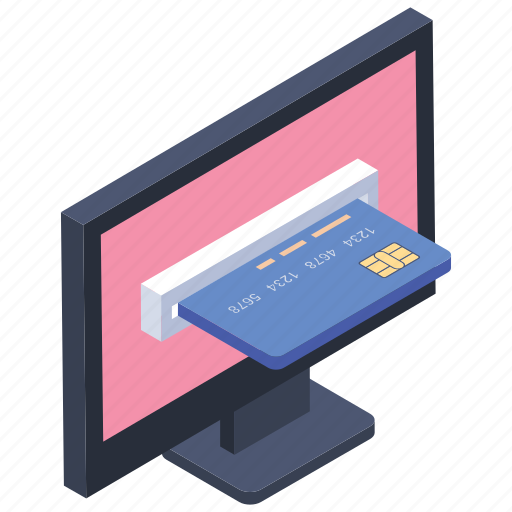 card payment, digital payment, online banking, online payment, secure payment icon