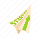 business, cartoon, concept, idea, start, startup, success icon