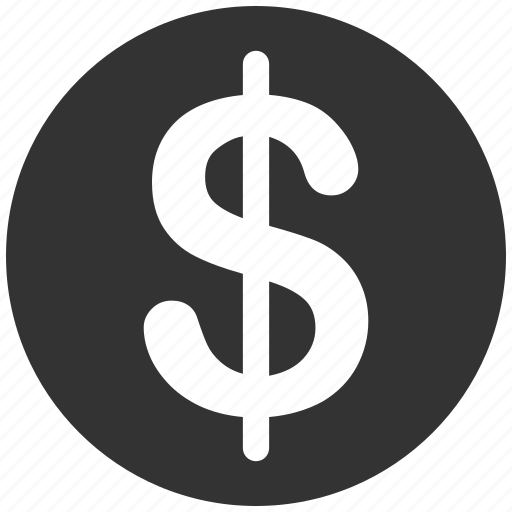 balance, cash, currency, dollar coin, finance, money, payment icon