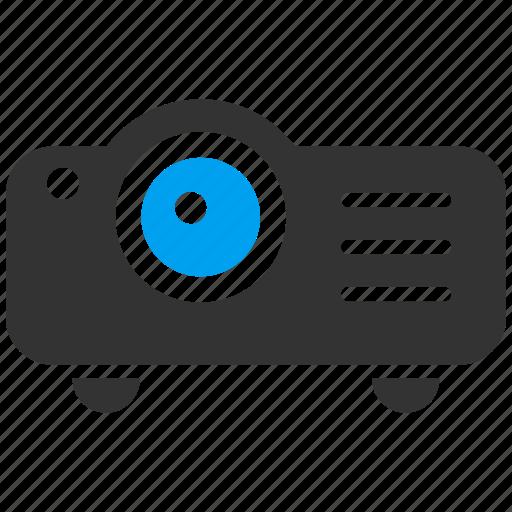 camera, cinema, display, film, movie, projector, video icon