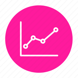 analysis, business, chart, graph, growth icon