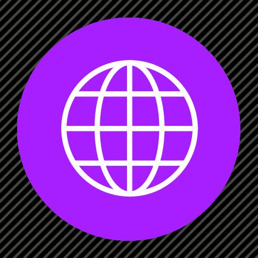 business, global, globe, international, language, trade icon