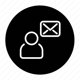 business, conatact, email, mail, message, user icon