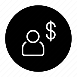 business, dollar, finance, investment, money, profit icon