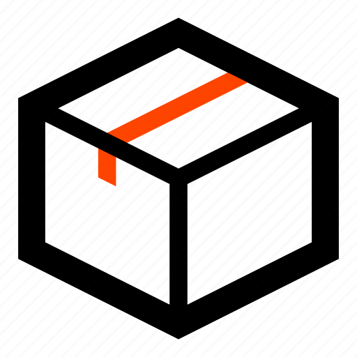 box, case, housewarming, shipment, warehouse, wrapper icon
